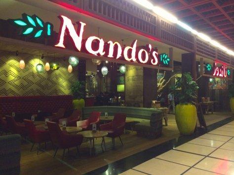 Nando's World Trade Center Abu Dhabi