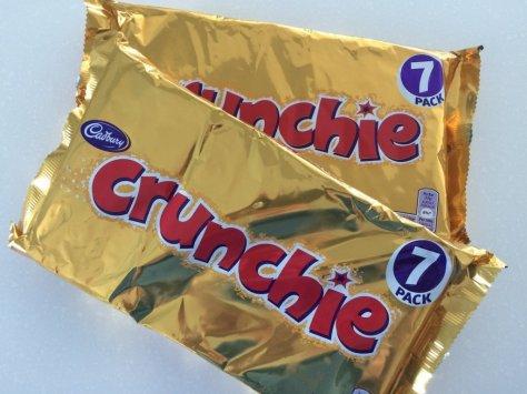 Cadbury's Crunchie