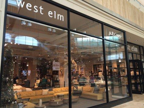 West Elm home furnishings