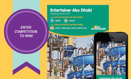 WIN! The Entertainer Abu Dhabi 2015 mobile app