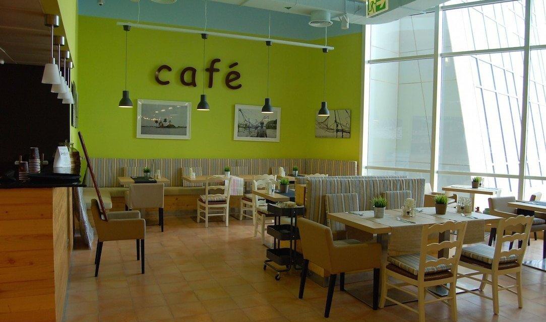 Organic Foods and Café, Nation Towers Abu Dhabi