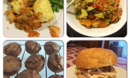 Things I've been cooking…