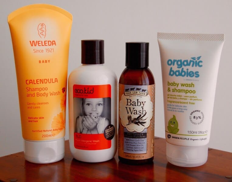 Natural skin care products in the UAE: Baby Edition 1