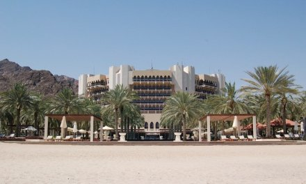 Short Break: Al Bustan Palace, Muscat
