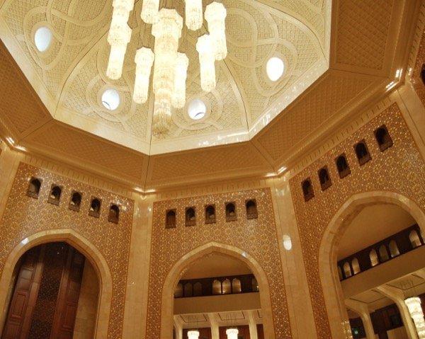 Al Bustan Palace Muscat Oman Arabian Notes 2016 18