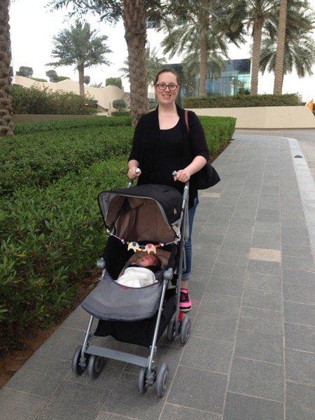 Baby travel Kit Arabian Notes 4