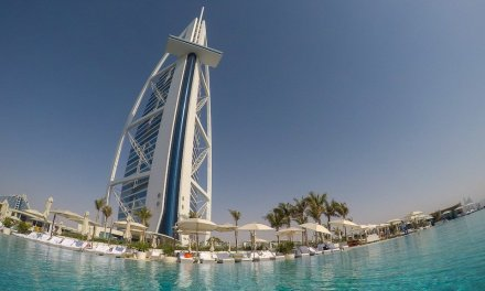 Bucket list staycation: Burj Al Arab, Dubai