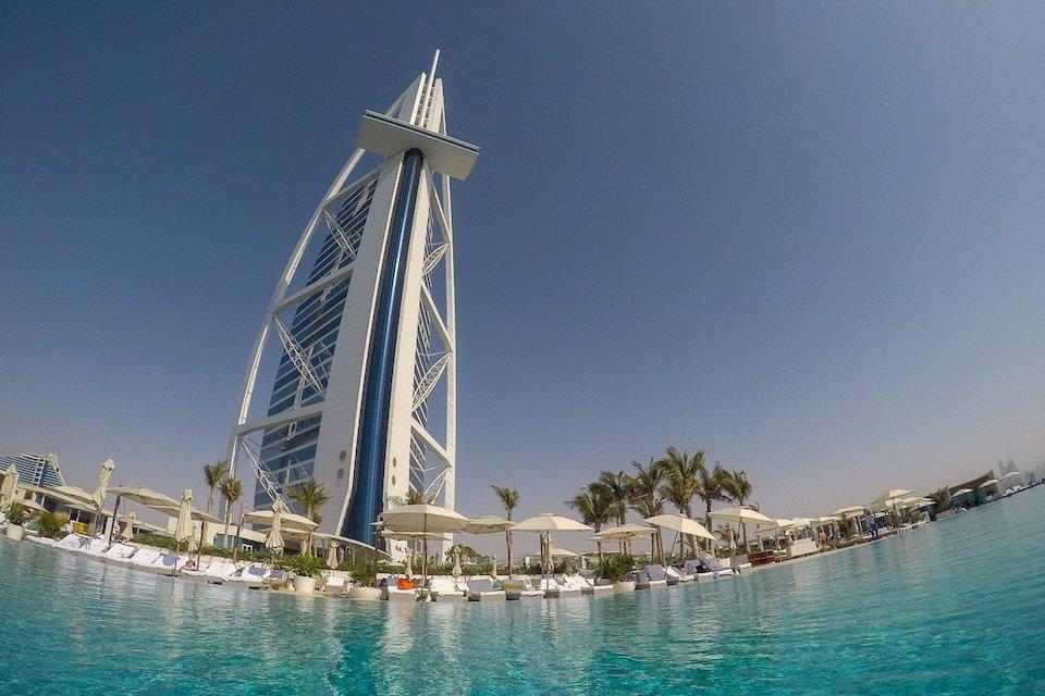 Bucket list staycation: Burj Al Arab, Dubai