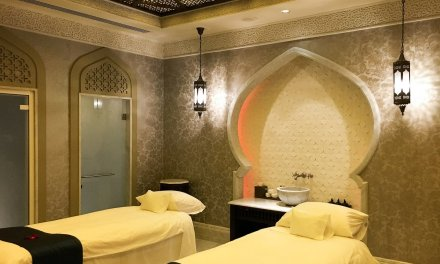 Review: Emirates Palace Spa