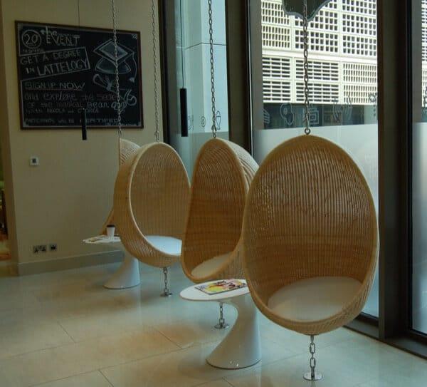 Fifth Street Cafe Courtyard Marriot WTCAD Abu Dhabi Arabian Notes 6