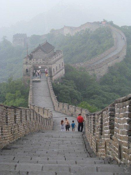 Great Wall of China Arabian Notes