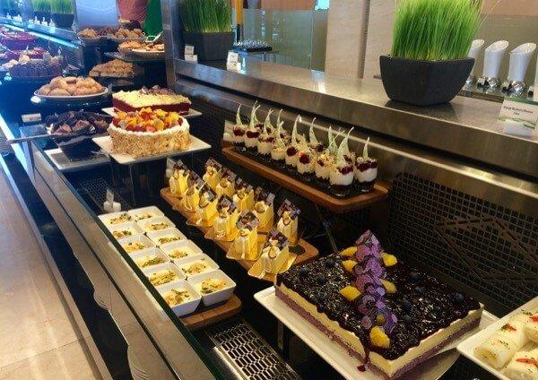 Park Rotana Abu Dhabi Ginger All day dining family brunch Arabian Notes 5