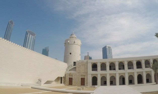 The oldest building in Abu Dhabi – Qasr Al Hosn