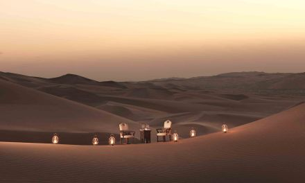 4 Most Romantic Restaurants in Abu Dhabi