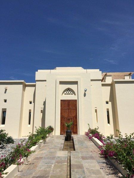 Short Break Al Bustan Palace Muscat Arabian Notes 2016 10