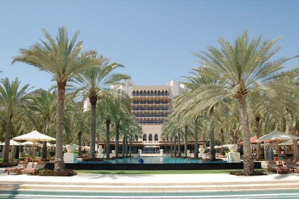 Short Break Al Bustan Palace Muscat Arabian Notes 2016 5