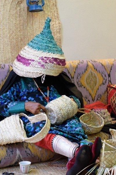 Women's Handicraft Centre Oct 2017 Arabian Notes-4