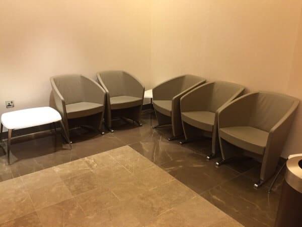 Yas Mall nursing rooms Arabian Notes