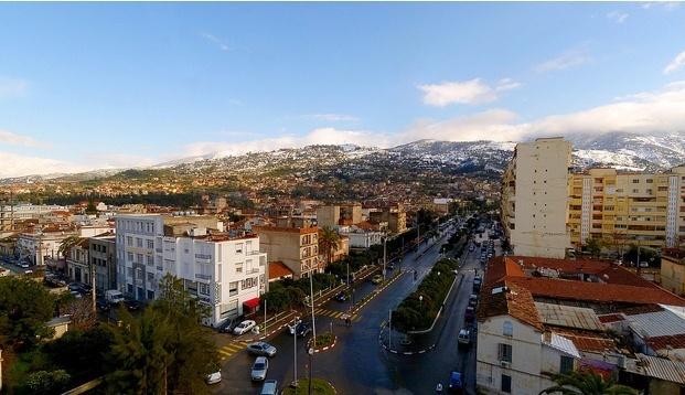 Blida, ciudad argelina de origen andalusí