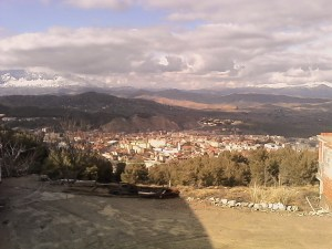 Ain El Kebira, Algerian countryside