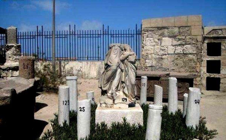 El Shatby Historic Cemeteries, Alexandria, Egypt