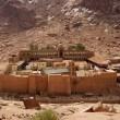 Saint Catherine's Monastery close to Sharm el Sheikh, Egypt
