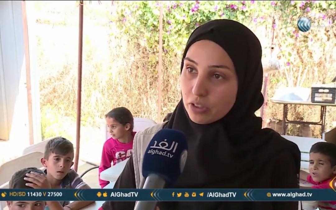 """أتوبيس """"عامل"""" التعليمي: مشروع لتخفيف معاناة اللاجئين السوريين في لبنان"""