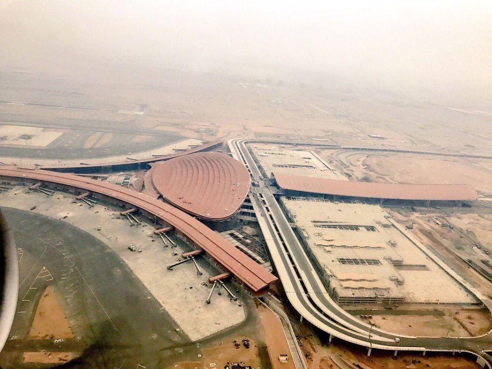 بالصور أولى رحلات مطار الملك عبدالعزيز الجديد اليوم أريبيان بزنس