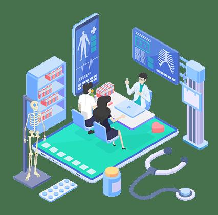 medical - سيرتا مكتب الطبيب