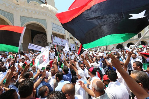 The tribes east of the oil-rich Libya announces the formation of a shadow government