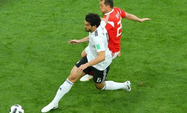 نتيجة مباراة منتخب مصر أمام روسيا مع أهداف المباراة سبورت 360