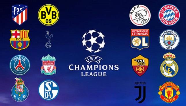 أخبار دوري أبطال أوروبا أفضل 5 فرق في دور المجوعات من دوري أبطال