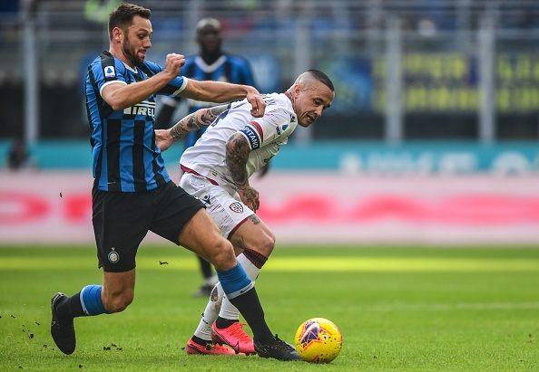 Ninja vs Cagliari and Inter this season