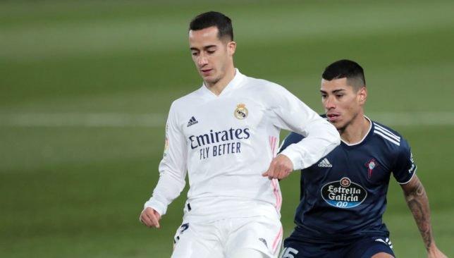 Lucas Vásquez - Real Madrid - La Liga