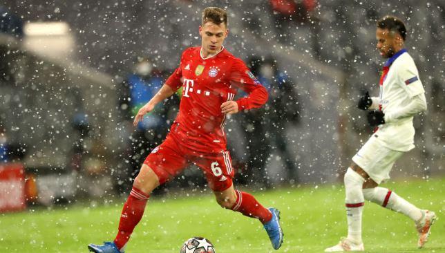 Paris Saint-Germain against Bayern Munich - Champions League
