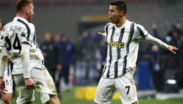 Cristiano Ronaldo - Juventus - Italian League