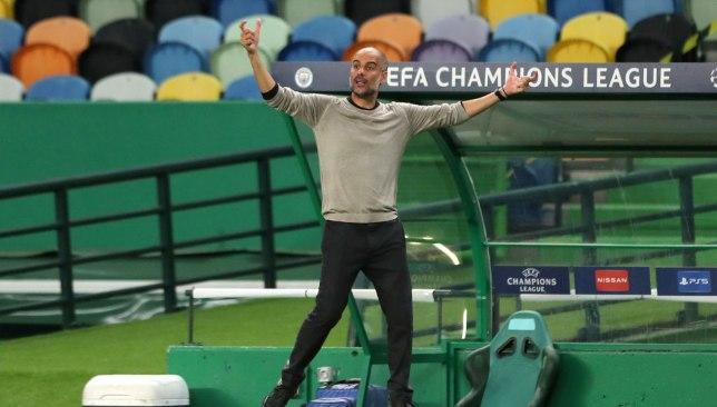 Pep Guardiola - Manchester City - English Premier League
