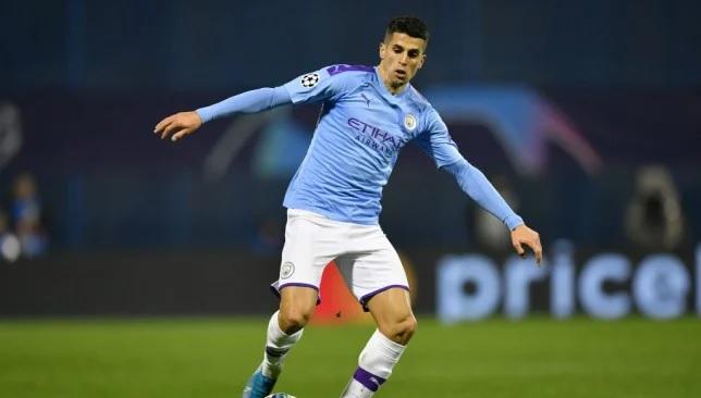 Joao Cancelo - Manchester City - English Premier League