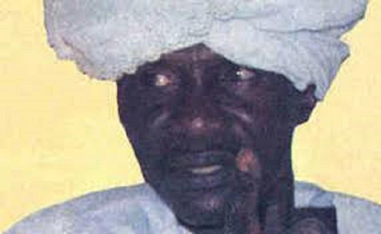 """محمد علي عبد الرحمن، المعروف بـ """"علي كوشيب(صورة ارشيفية)"""