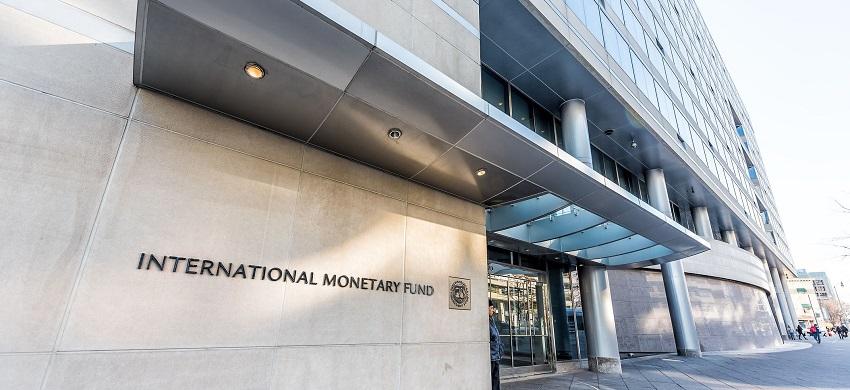 مقر صندوق النقد الدولي (صورة أرشيفية)