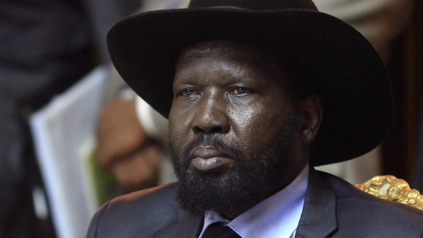 رئيس جمهورية جنوب السودان، سلفاكير ميارديت(صورة ارشيفية)