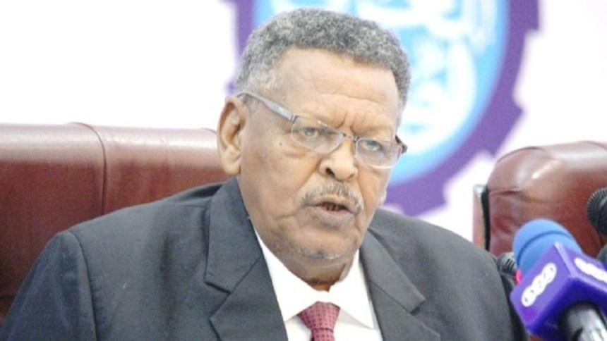 نائب الأول للرئيس السوداني السابق بكري حسن صالح (صورة أرشيفية)