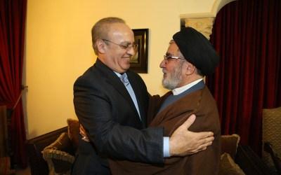 """وهاب بعد زيارته سماحة السيد إبراهيم أمين السيد: """"حزب الله"""" ملتزم بالكامل دعم حلفائه"""