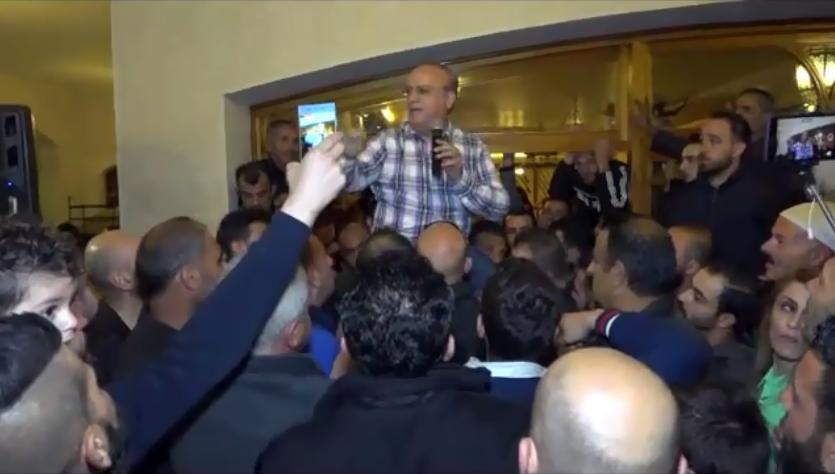 وهاب من الجاهلية: أنتم أسقطتم من كان يدّعي الزعامة