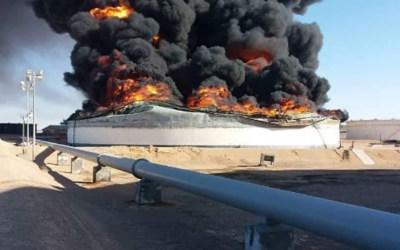 ارتفاع حصيلة ضحايا انفجار أنبوب النفط في المكسيك إلى 107 قتلى