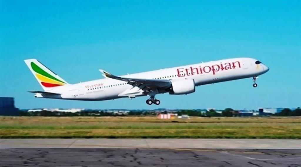 إقلاع اول رحلة تجارية منذ 20 عاما من اثيوبيا الى اريتريا