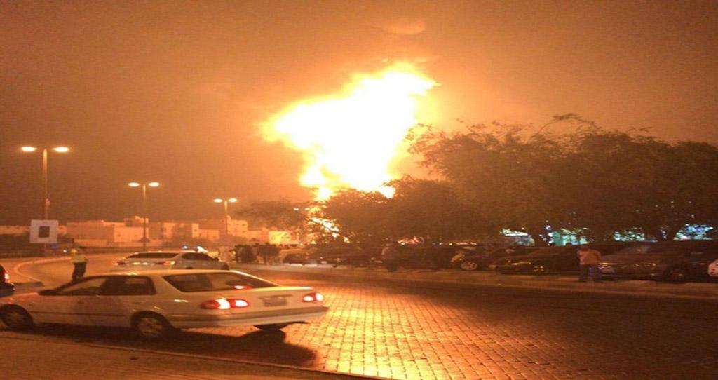 إنفجار في مصنع كيميائي بالصين.. وحالات خطرة