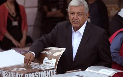 اليساري أوبرادور يفوز في انتخابات المكسيك الرئاسية