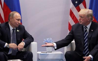 تحديد موعد قمة بوتين – ترامب في اليابان