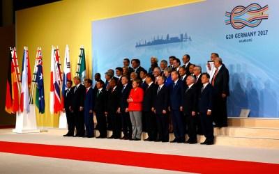 واشنطن ستبحث المخاوف الناجمة عن سياستها التجارية في اجتماع مجموعة العشرين